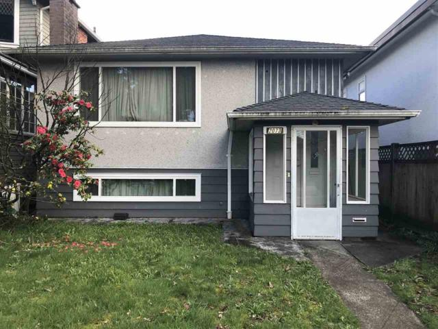 2073 W 45TH Avenue, Vancouver, BC V6M 2H8 (#R2256508) :: West One Real Estate Team