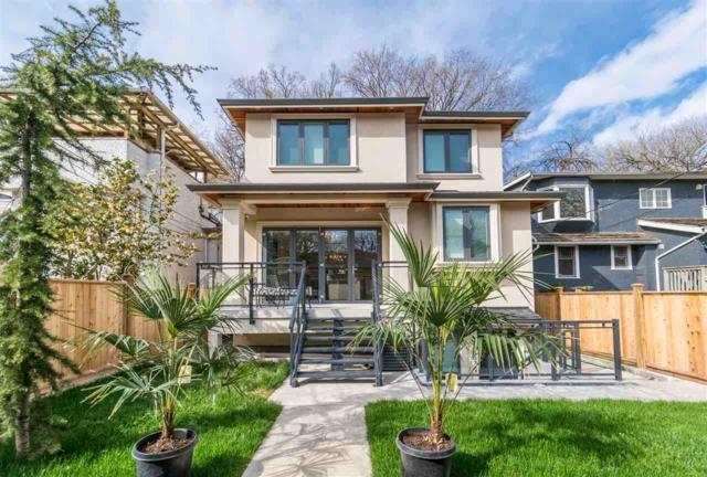 3332 W 28TH Avenue, Vancouver, BC V6S 1R9 (#R2256782) :: West One Real Estate Team