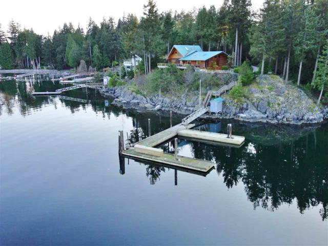 12560 Greaves Road, Madeira Park, BC V0N 2H1 (#R2257133) :: Linsey Hulls Real Estate