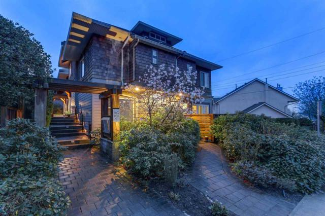249 W 16 Street #2, North Vancouver, BC V7M 1T7 (#R2257198) :: West One Real Estate Team