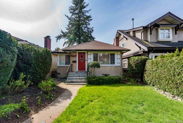 4080 W 35TH Avenue, Vancouver, BC V6N 2P3 (#R2257273) :: West One Real Estate Team