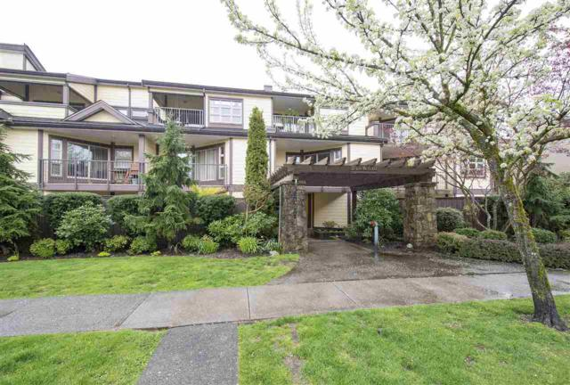 235 W 4TH Street #205, North Vancouver, BC V7M 1H8 (#R2257751) :: West One Real Estate Team