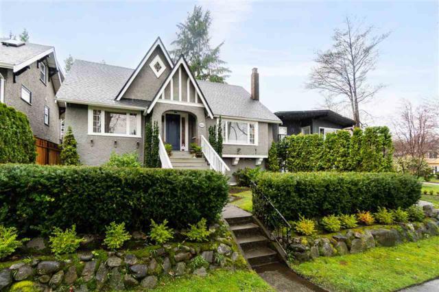 4631 Blenheim Street, Vancouver, BC V6L 3A3 (#R2257770) :: West One Real Estate Team