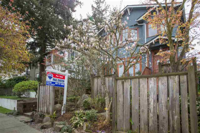1340 E 35TH Avenue, Vancouver, BC V5W 1C1 (#R2258080) :: West One Real Estate Team