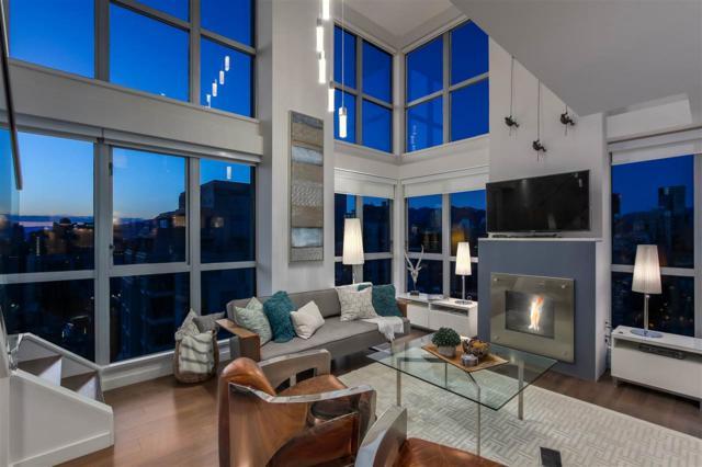 1238 Richards Street #2403, Vancouver, BC V6B 6M6 (#R2258432) :: West One Real Estate Team