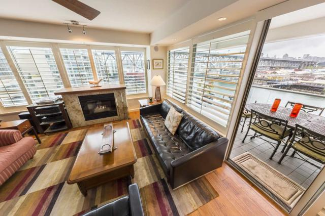 1600 Hornby Street #706, Vancouver, BC V6Z 2S4 (#R2258469) :: Re/Max Select Realty