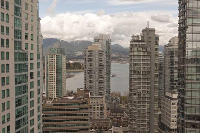 1239 W Georgia Street #2001, Vancouver, BC V6E 4R8 (#R2258487) :: West One Real Estate Team