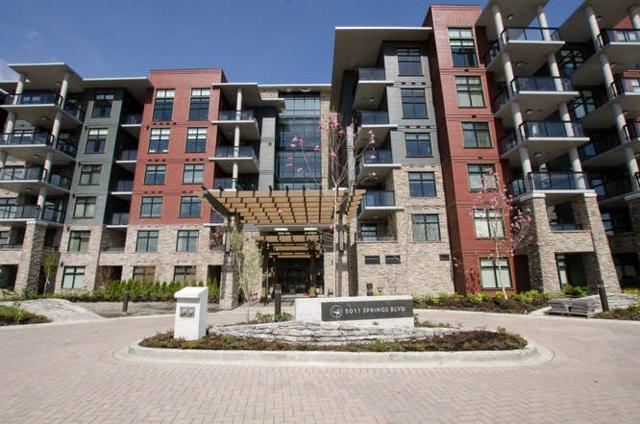5011 Springs Boulevard #407, Delta, BC V4M 0A5 (#R2258523) :: West One Real Estate Team