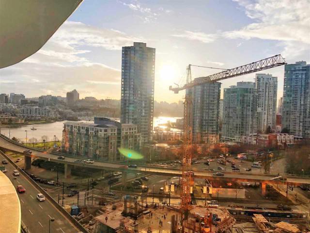68 Smithe Street #1618, Vancouver, BC V6B 0P4 (#R2258640) :: Simon King Real Estate Group