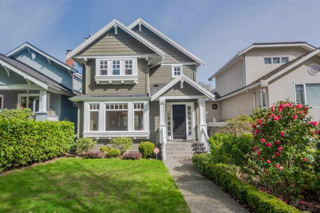 3513 W 19TH Avenue, Vancouver, BC V6S 1C3 (#R2258752) :: West One Real Estate Team