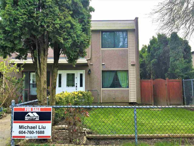 27090 32 Avenue #4, Langley, BC V4W 3T7 (#R2258762) :: Homes Fraser Valley