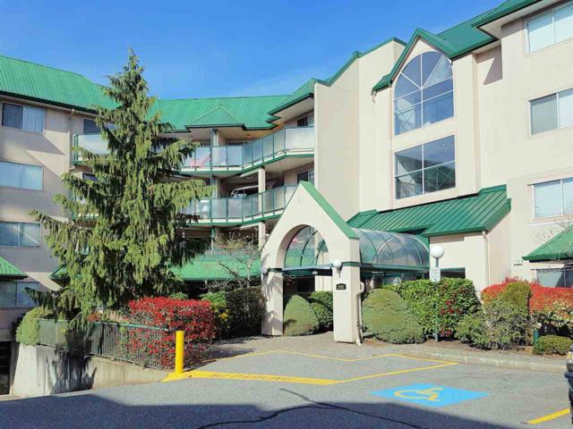 2962 Trethewey Street #409, Abbotsford, BC V2T 4M3 (#R2259188) :: West One Real Estate Team