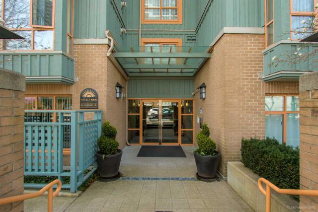 285 Newport Drive #318, Port Moody, BC V3H 5J6 (#R2259223) :: West One Real Estate Team