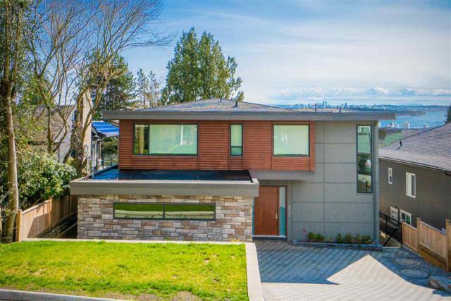 245 W Windsor Road, North Vancouver, BC V7N 2N2 (#R2259474) :: West One Real Estate Team