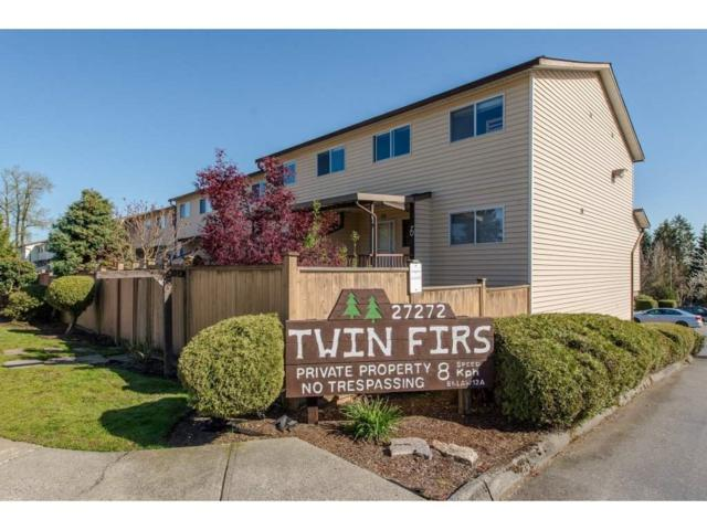 27272 32 Avenue #77, Langley, BC V4W 3T9 (#R2260636) :: Homes Fraser Valley