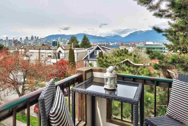 550 E 6TH Avenue #303, Vancouver, BC V5T 4H2 (#R2260721) :: Vancouver House Finders