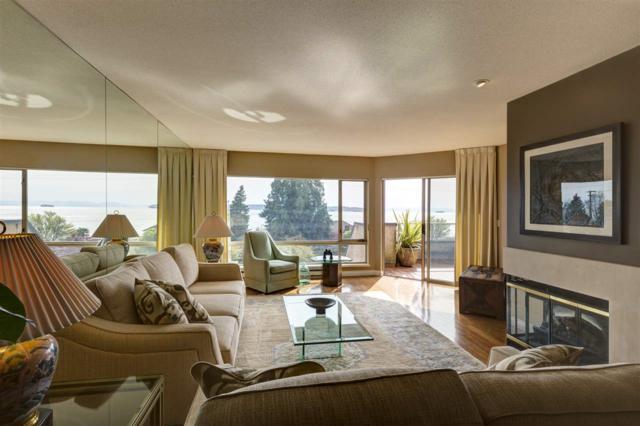 2471 Bellevue Avenue #303, West Vancouver, BC V7V 1E1 (#R2261376) :: West One Real Estate Team