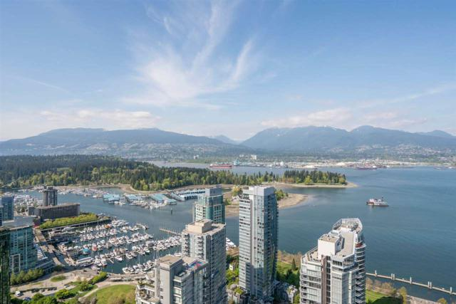 1189 Melville Street #1804, Vancouver, BC V6E 4T8 (#R2269083) :: TeamW Realty