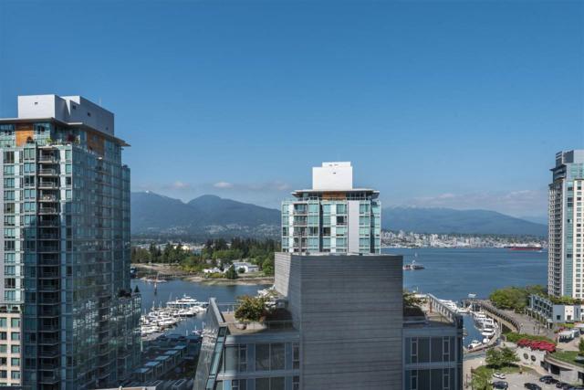 1415 W Georgia Street #1003, Vancouver, BC V6G 3C8 (#R2269192) :: TeamW Realty