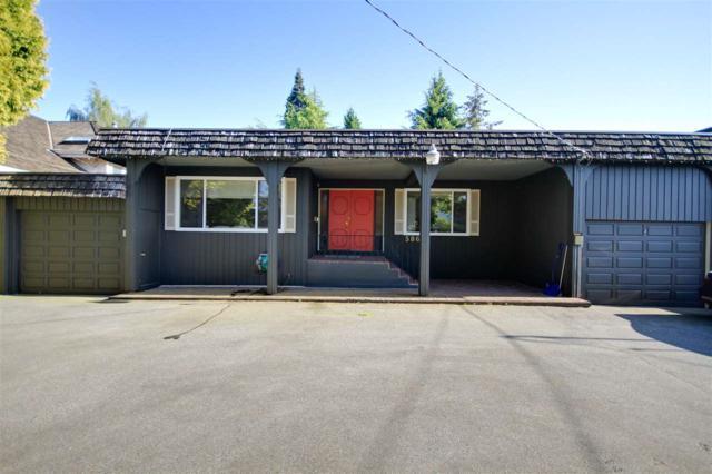 5860 Granville Avenue, Richmond, BC V7C 1E9 (#R2269706) :: Vancouver House Finders