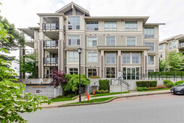240 Francis Way #103, New Westminster, BC V3L 0C3 (#R2270065) :: Vancouver House Finders