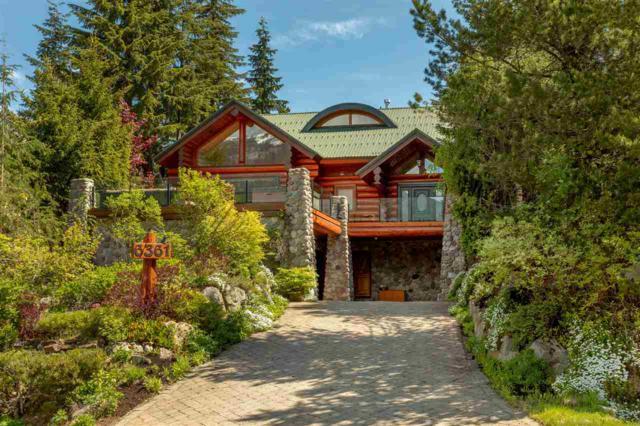 6361 Fairway Drive, Whistler, BC V0N 1B6 (#R2270821) :: Vancouver Real Estate