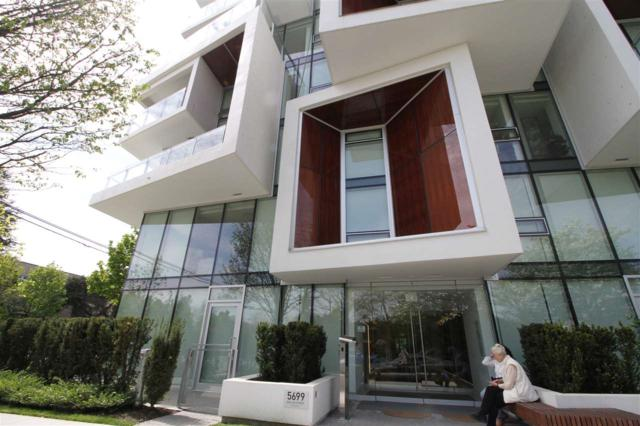 5699 Baillie Street #505, Vancouver, BC V5Z 3M7 (#R2271004) :: Re/Max Select Realty