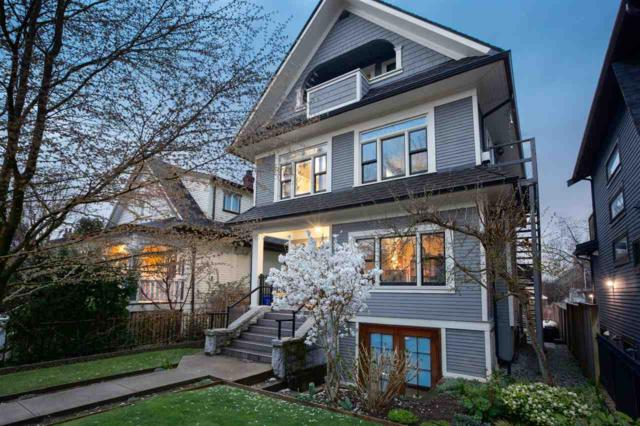 21 E 22ND Avenue, Vancouver, BC V5V 1T3 (#R2271576) :: Re/Max Select Realty