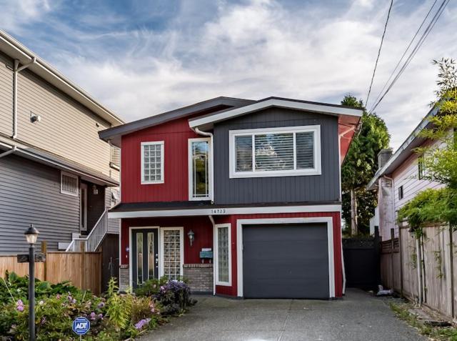 14732 Gordon Avenue, White Rock, BC V4B 2A7 (#R2271814) :: Vancouver House Finders