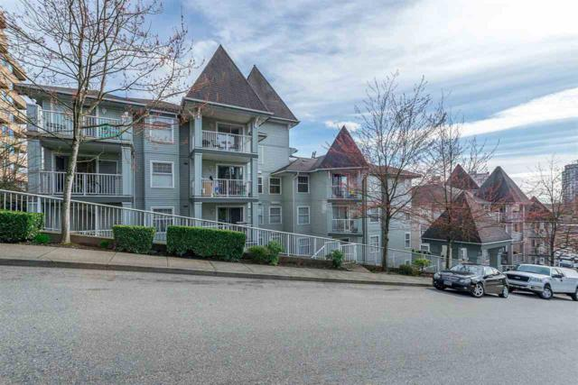 1032 Queens Avenue #706, New Westminster, BC V3M 6T7 (#R2272235) :: Vancouver House Finders