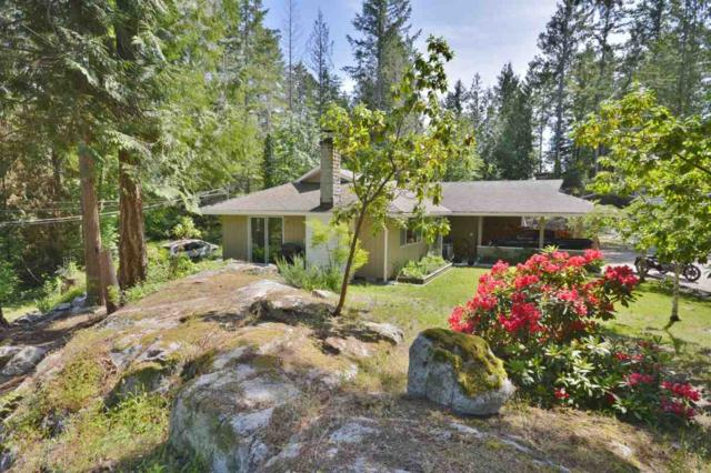 4922 Panorama Drive, Garden Bay, BC V0N 1S0 (#R2272410) :: Vancouver House Finders