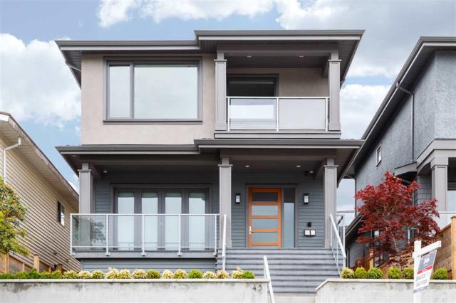 43 N Holdom Avenue, Burnaby, BC V5B 1K2 (#R2277602) :: Simon King Real Estate Group