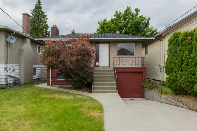 2833 W 18TH Avenue, Vancouver, BC V6L 1B7 (#R2278063) :: Re/Max Select Realty