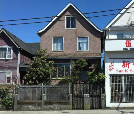 383 E Hastings Street, Vancouver, BC V6A 1P3 (#R2278764) :: TeamW Realty