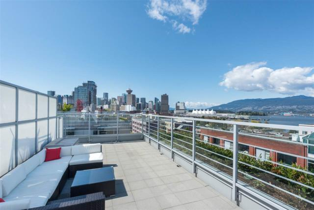 168 Powell Street #810, Vancouver, BC V6A 0B2 (#R2280223) :: Re/Max Select Realty