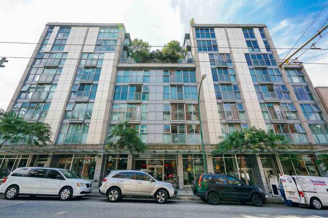 168 Powell Street #802, Vancouver, BC V6A 0B2 (#R2281432) :: Re/Max Select Realty