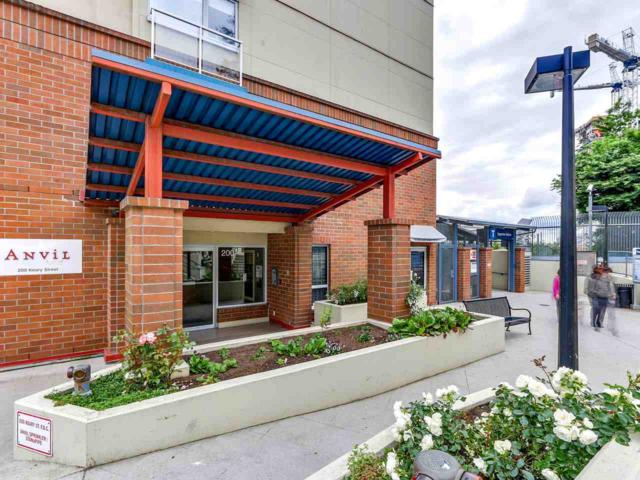 200 Keary Street #708, New Westminster, BC V3L 0A6 (#R2281541) :: TeamW Realty