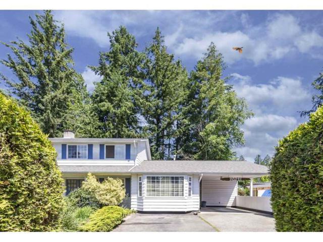 20241 42A Avenue, Langley, BC V3A 3B5 (#R2281711) :: Re/Max Select Realty