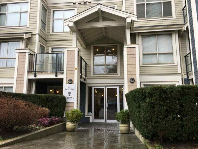 275 Ross Drive #106, New Westminster, BC V3L 0B6 (#R2282048) :: Simon King Real Estate Group