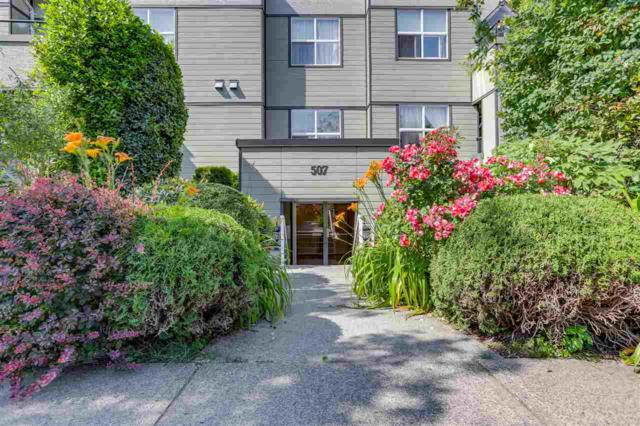 507 E 6TH Avenue #204, Vancouver, BC V5T 1K9 (#R2282183) :: TeamW Realty