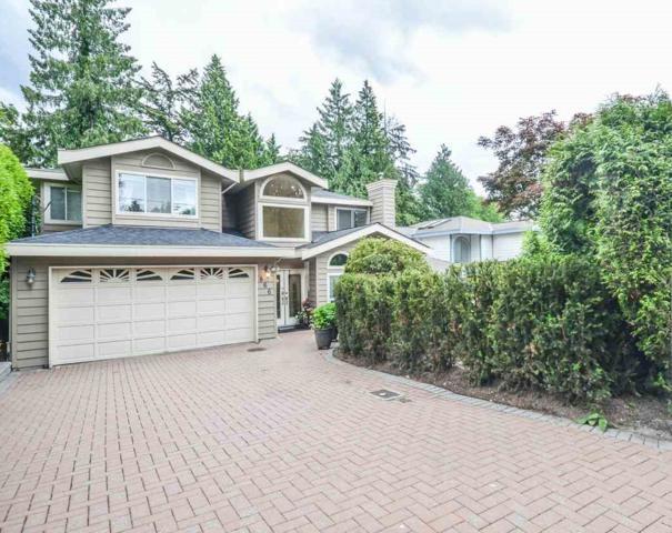 866 Sinclair Street, West Vancouver, BC V7V 3V9 (#R2282216) :: Re/Max Select Realty