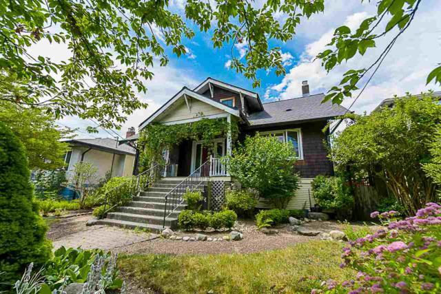 461 Fader Street, New Westminster, BC V3L 3T2 (#R2282315) :: TeamW Realty