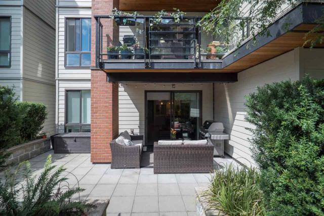 733 W 3RD Street #108, North Vancouver, BC V6H 2L2 (#R2282541) :: TeamW Realty