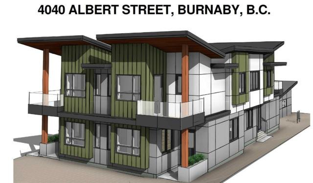 4040 Albert Street, Burnaby, BC V5C 2E3 (#R2282630) :: West One Real Estate Team