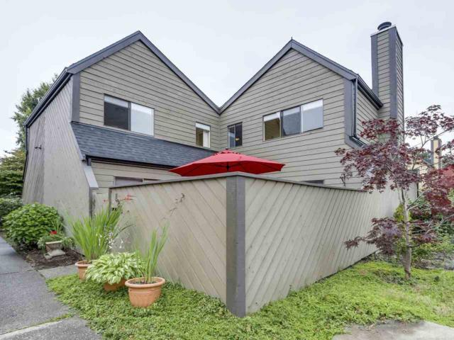 5421 10 Avenue #124, Delta, BC V4M 3T9 (#R2285465) :: West One Real Estate Team