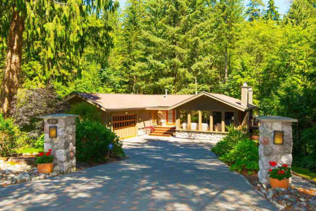 4730 Woodvalley Place, West Vancouver, BC V7S 2X3 (#R2285745) :: West One Real Estate Team