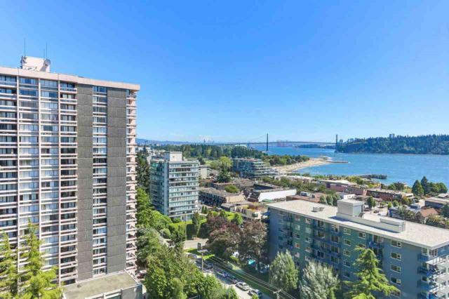 650 16TH Street #1403, West Vancouver, BC V7V 3R9 (#R2287704) :: West One Real Estate Team