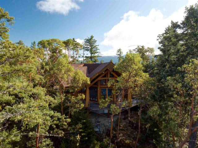 14139 Mixal Heights Road, Garden Bay, BC V0N 1S1 (#R2288612) :: West One Real Estate Team