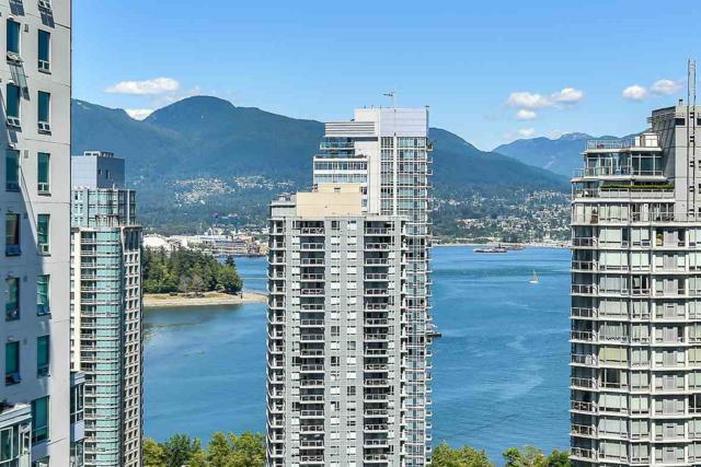 1239 W Georgia Street #2308, Vancouver, BC V6E 4R8 (#R2289216) :: TeamW Realty