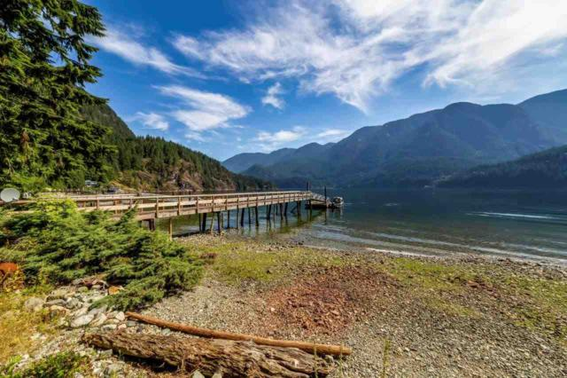 Lot 1 Orlohma Beach, North Vancouver, BC V7G 2A4 (#R2290099) :: Vancouver House Finders